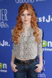 Katherine McNamara – Just Jared 2015 Fall Fun Day in Los Angeles