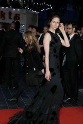 Katherine Waterston – 'Steve Jobs' Premiere & Closing Gala of 59th BFI London Film Festival
