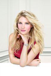 Katheryn Winnick - Raymond Weil Ambassador 2015 Ad Campaign