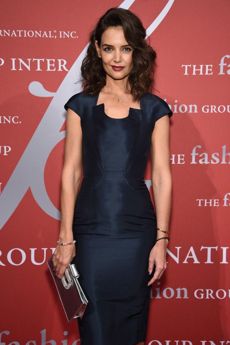 Katie Holmes - 2015 Fashion Group International Night Of Stars Gala in New York City