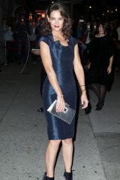 Katie Holmes Outside an Event in NYC, October 2015