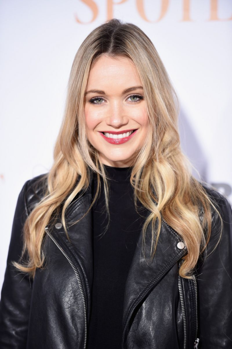 Katrina Bowden Spotlight Premiere In Nyc