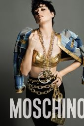 Katy Perry- Photoshoot for Moschino Fall/Winter 2015/2016