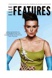 Keira Knightley - Elle Magazine October 2015
