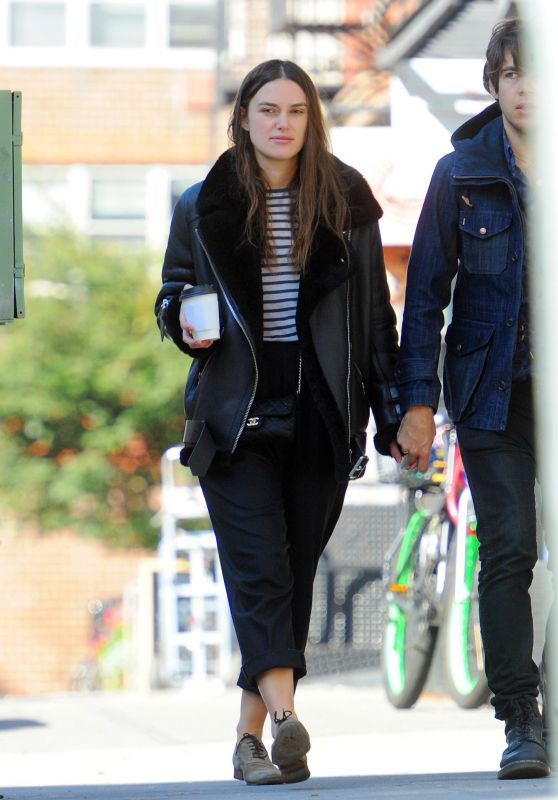 Keira Knightley - Out in NYC, October 2015