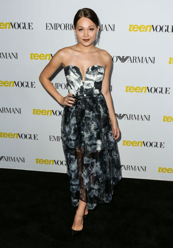 Kelli Berglund - 2015 Teen Vogue Young Hollywood Issue Launch Party in Los Angeles