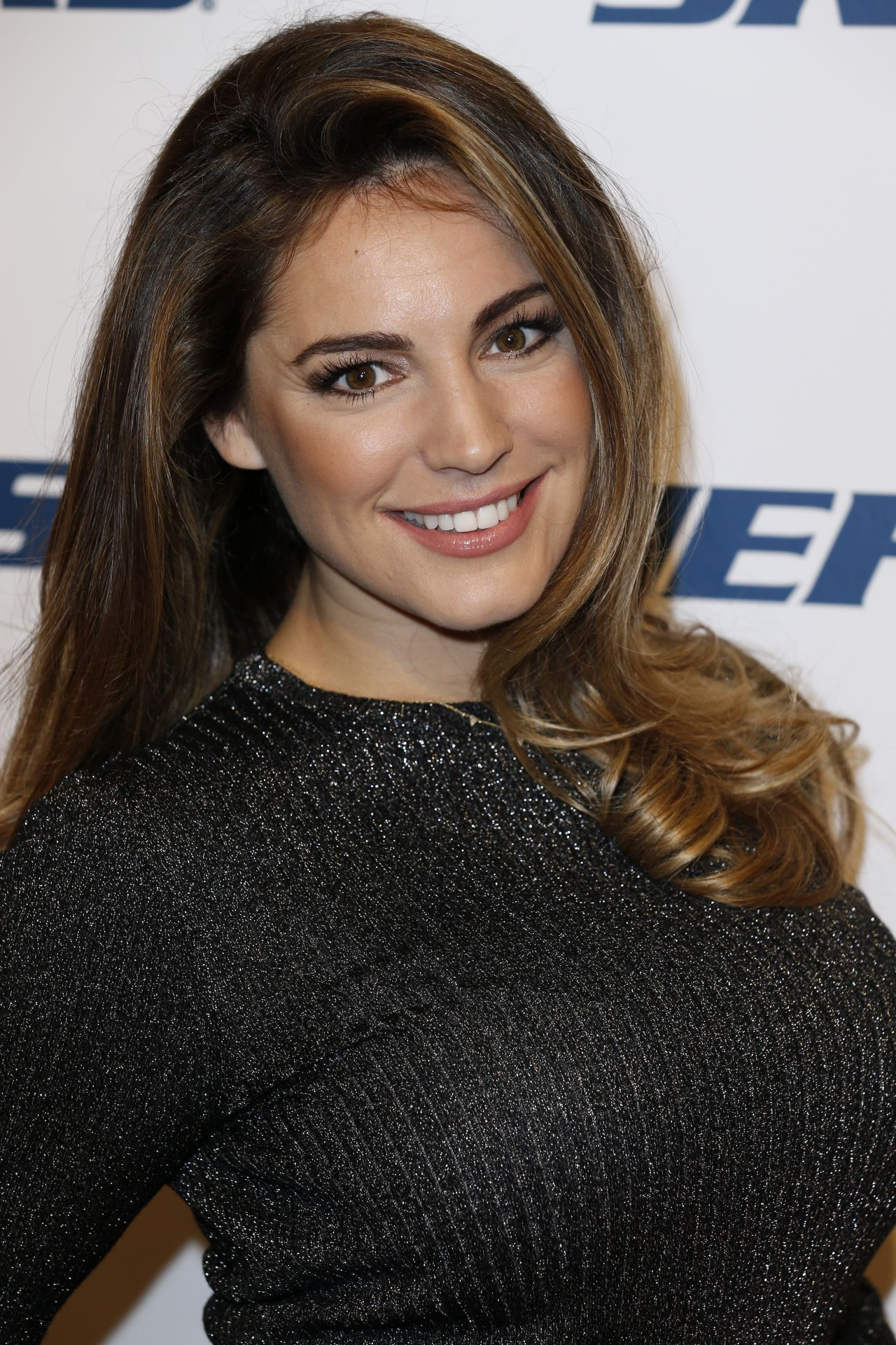 Kelly Brook Meet And Greet At Schuh Marble Arch In