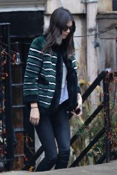 Kendall Jenner Autumn Style - Out in New York City, October 2015