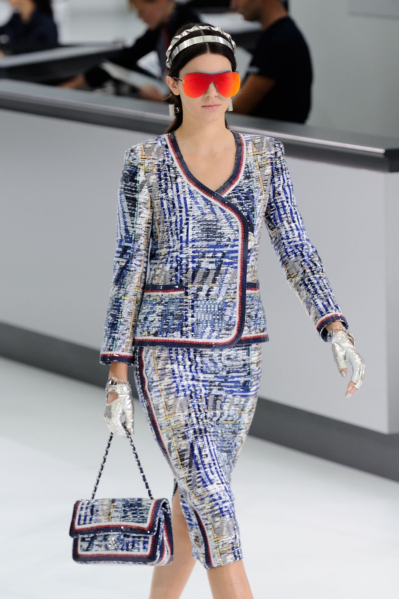 Can recommend Kendall jenner chanel fashion show 2015