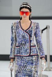 Kendall Jenner - Chanel Show - Paris Fashion Week Womenswear S/S 2016