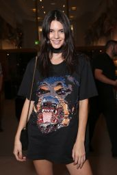 Kendall Jenner - Del Toro Chandler Parsons event at Saks Fifth Avenue in Beverly Hills