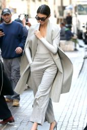 Kendall Jenner FAshion - Out in New York City, October 2015