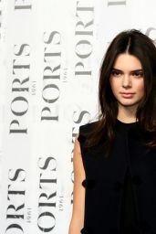 Kendall Jenner - Fashion Show of Ports 1961 - Shanghai Fashion Week