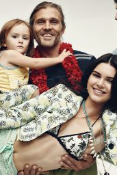 Kendall Jenner - Photoshoot for Vogue Magazine November 2015