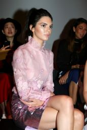 Kendall Jenner - Shiatzy Chen Show - Paris Fashion Week S/S 2016