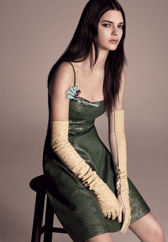 Kendall Jenner - Vogue Magazine Japan - November 2015 Photos