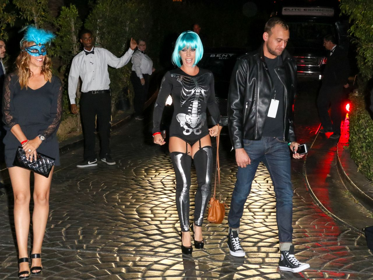 Wilkinson - The Official MAXIM Halloween Party in Beverly Hills