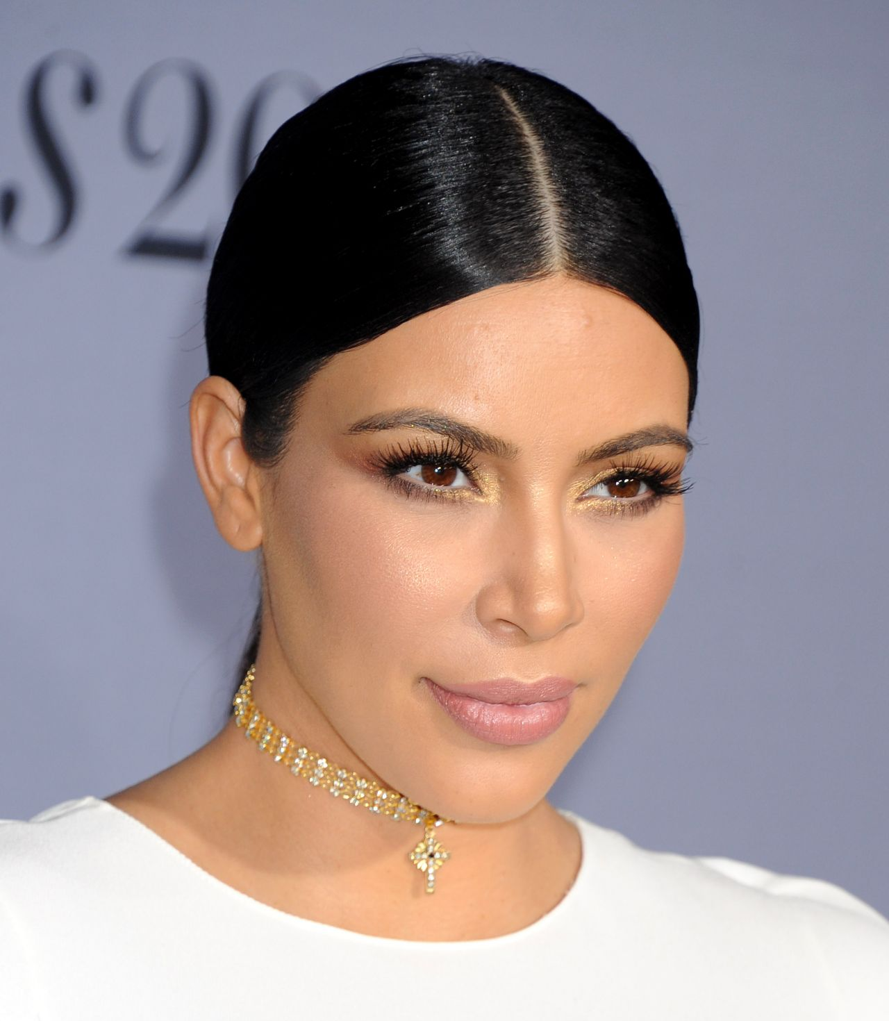Kim Kardashian – 2015 InStyle Awards in Los Angeles Kim Kardashian