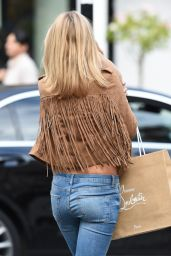 Kimberley Garner Booty in Jeans - Out in London, October 2015
