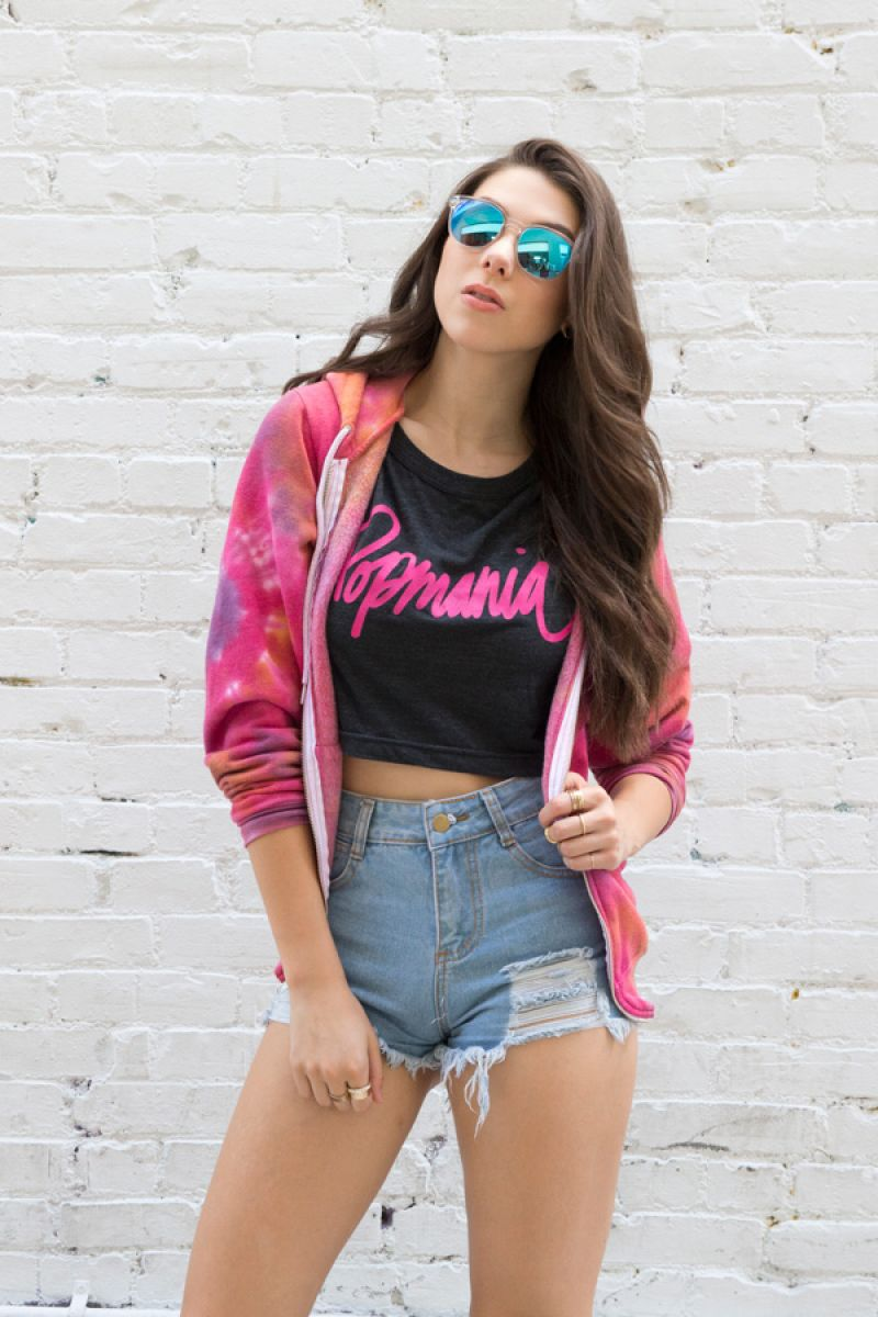 Kira Kosarin Popmania Photoshoot For Lookbook 2015