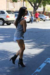 Kourtney Kardashian - Out in Calabasas, October 2015