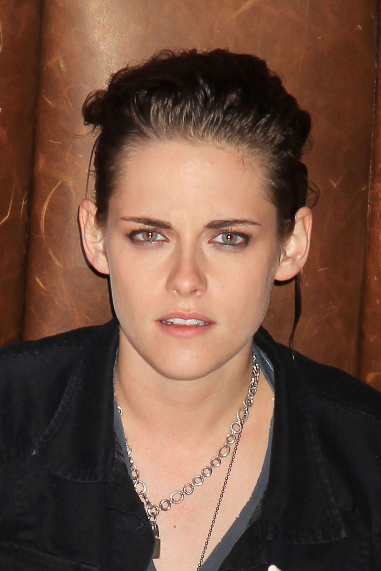 Kristen Stewart at the...