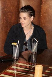 Kristen Stewart at the Roxy Hotel in New York City,  October 2015