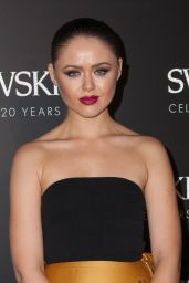 Kristina Bazan - Swarovski 120 X Rizzoli Exhibition and Cocktail in Paris