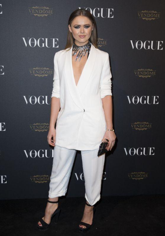 Kristina Bazan - Vogue