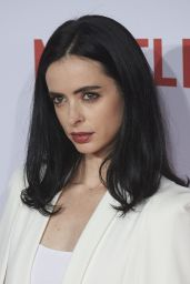 Krysten Ritter - Netflix Presentation in Madrid, October 2015