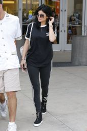Kylie Jenner - Shopping at Neiman Marcus in Woodland Hills, October 2015