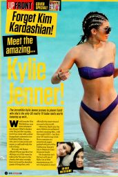 Kylie Jenner - UPFRONT - ZOO Magazine - 23rd October 2015 Issue