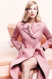 Léa Seydoux – More HQ Photos From Vogue Magazine UK November 2015
