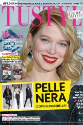 Léa Seydoux - TuStyle Magazine October 2015 Issue