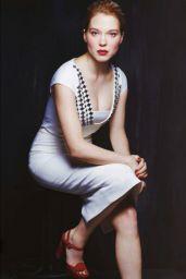 Léa Seydoux - You Magazine Photos 2015