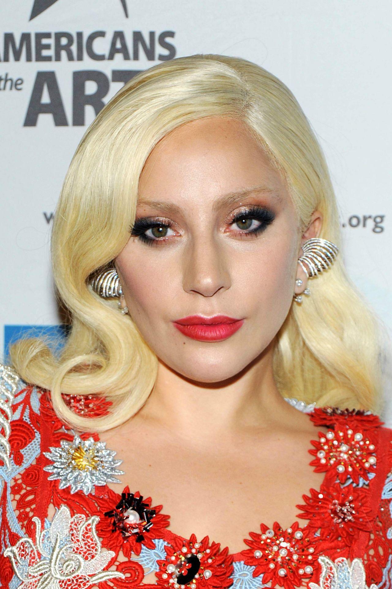 Lady Gaga - 2015 National Arts Awards