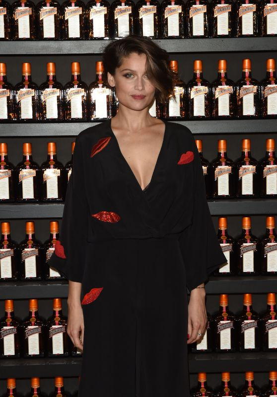 Laetitia Casta - Launch of the Cointreau Creative Crew in London, October 2015