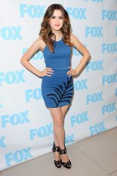 Laura Marano - Good Day LA Fox 11 at Fox Studios in Los Angeles