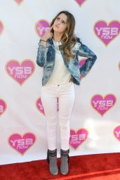 Laura Marano - YSBnow Launch Party in Los Angeles