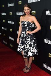 Lauren Cohan – AMC's 'The Walking Dead' Season 6 Fan Premiere Event in New York City