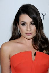 Lea Michele – 2015 amfAR's Inspiration Gala Los Angeles in Hollywood