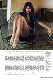 Lea Michele - Marie Claire Magazine November 2015 Issue