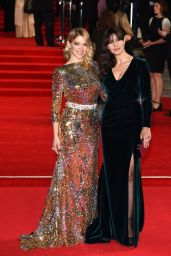 Lea Seydoux on Red Carpet – 'Spectre' World Premiere in London