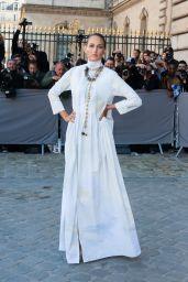 Leelee Sobieski - Christian Dior Fashion Show in Paris, October 2015