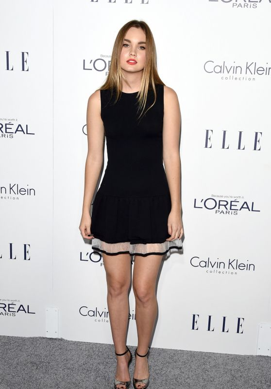 Liana Liberato – 2015 ELLE Women in Hollywood Awards in Los Angeles