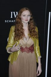 Lily Cole - BFI Luminous Fundraising Gala in London