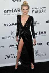 Lily Donaldson – 2015 amfAR's Inspiration Gala Los Angeles in Hollywood