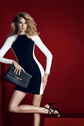 Lindsay Ellingson - Ipekyol Fall/Winter 2015/2016 Collection