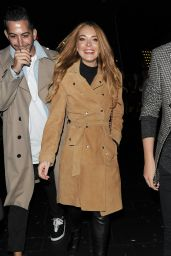 Lindsay Lohan - Attends the Mark Hill Launch Event in London, October 2015