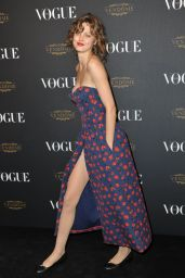 Lindsey Wixson - Vogue 95th Anniversary Party in Paris